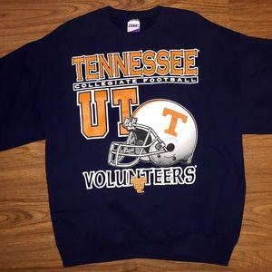90s College Sweatshirt - UT Tennessee